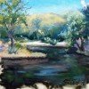 Thumbnail image for Painting Mammoth Lakes with Samantha Fried