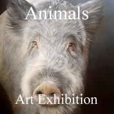Post image for Animals Art Exhibition – August 2012
