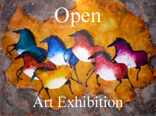 Post image for Open Art Exhibition – October 2012