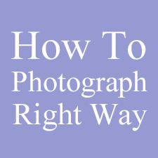 Post image for How to Photograph Your Art the Right Way