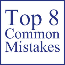 Post image for Top 8 Mistakes When Entering Juried Art Contests