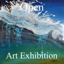 """Open"" Art Exhibition – November 2013 post image"