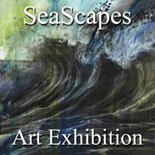 """SeaScapes"" Art Exhibition – September 2014 post image"