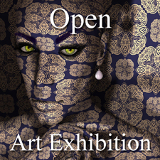 """Open"" Art Exhibition – December 2014 post image"