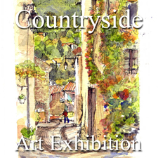 """Countryside"" Art Exhibition – YouTube Video"